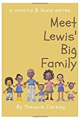 Meet Lewis' Big Family (Mommy and Lewis Books) Paperback