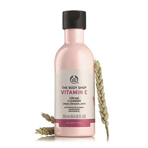 The Body Shop Vitamin E Cream Cleanser, 8.4 Ounce