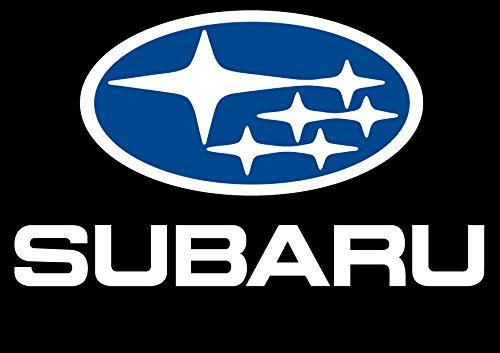 Subaru Auto Fun Schwarze T-Shirt -551
