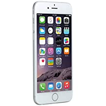 Apple iPhone 6 16GB Silver LTE Cellular International Unlocked