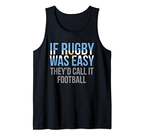 - Funny Argentina Rugby - Argentine Rugby Tank Top