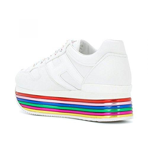 Bianco Hogan Zapatillas Para Mujer Piel de qgO8qC