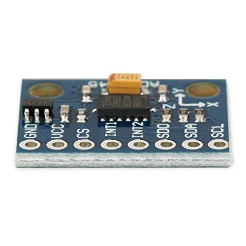 ARCELI ADXL345 3-Axis Digital Acceleration of Gravity Tilt Module for Arduino GY-291