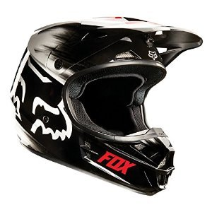 Fox Racing V1 Vandal 2015 MX/Offroad Helmet Red 2XL