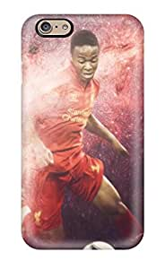 Awesome ZMuQZIp6189bDzVz JakeNC Defender Tpu Hard Case Cover For Iphone 6- Sterling