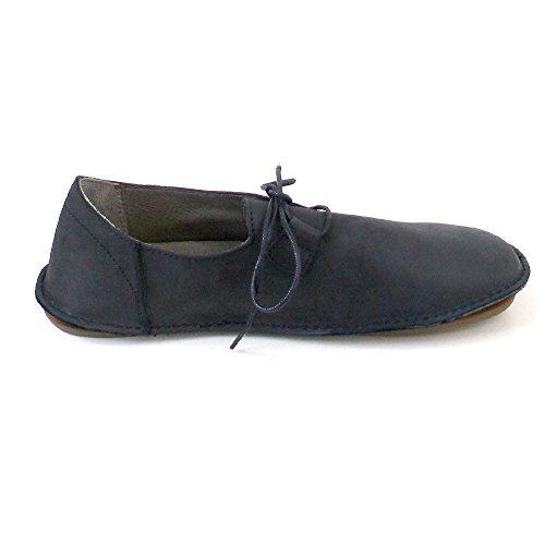 El Naturalista - Zapatos de cordones de Piel para hombre negro Schwarz (Black) Schwarz (Black)