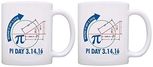 3 14 16 Round Graph Math Coffee