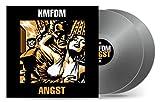KMFDM - Angst Exclusive Limited Metal Smoke Vinyl 2XLP