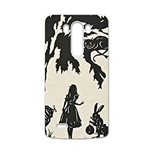 Alice in Bomberland Cell Phone Case for LG G3 by ruishername
