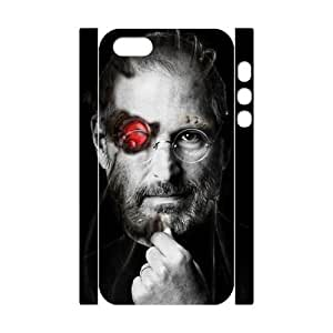 Customized case Steve Jobs Diy 3D Case for iPhone 5,5S UN939136