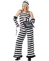 Paris Hilton Prison Costume