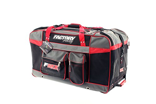 Factory FMX Motorcross Gear Bag XLarge Red ()