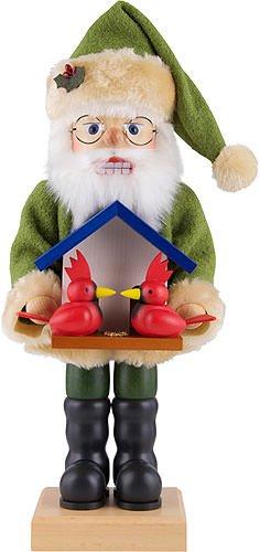 Christian Ulbricht Nutcracker - Santa Claus Bird Friend - 46,5 cm / 18.3 inch