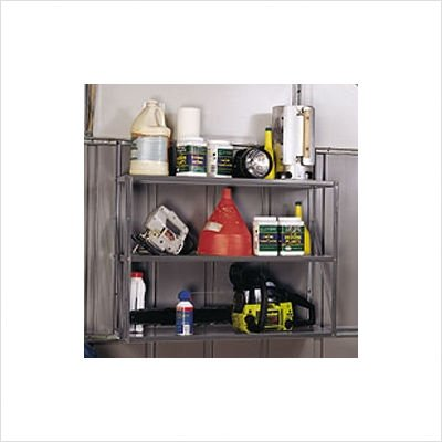 Arrow Shed SS900 Three Tier Shelf Kit