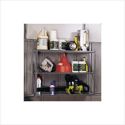 Arrow Shed SS900 Three Tier Shelf Kit by Arrow Shed