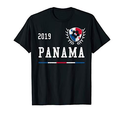 (Panama Football Jersey 2019 Panamanian Soccer Jersey T-Shirt)
