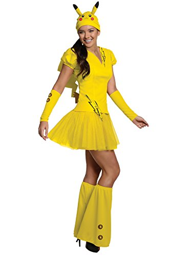 Pikachu Adult Costume - X-Small for $<!--$20.01-->