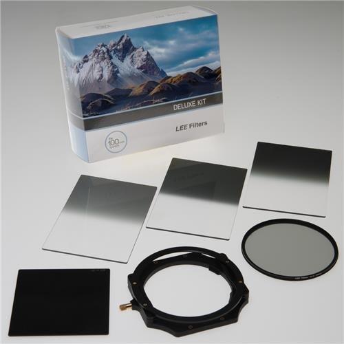Leeフィルタデラックスキット – Ultimate 100 MM Landscapeスターターキット   B01JAYRZ22