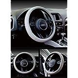 Car Steering Wheel Cover Four Seasons Universal Round Steering Wheel Cover wear Sleeve