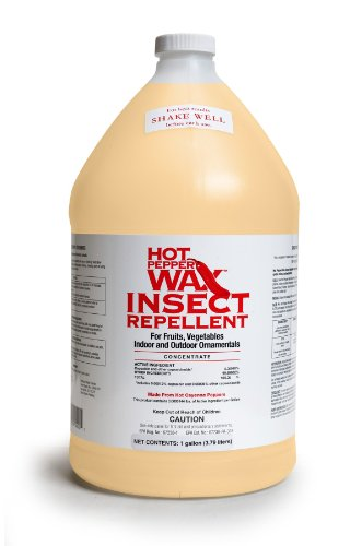 - Doyle's Thornless Blackberry Recommends Hot Pepper Wax Natural Insect Repellent Five Gallon Concentrate 705539000018