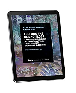 Auditing cage casino game handbook operations slot table il casino