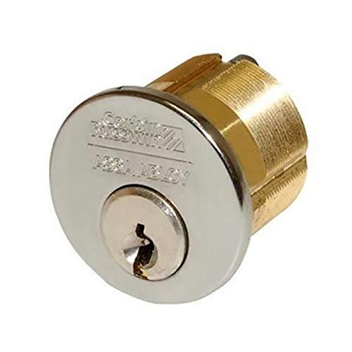Corbin Russwin 1000-134-A01-6-L4 613 Mortise Cylinder