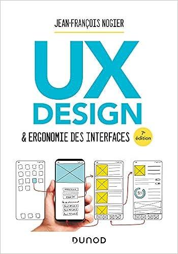 Livre UX Design et ergonomie des interfaces