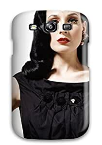 Faddish Phone Dita Von Teese Case For Galaxy S3 / Perfect Case Cover