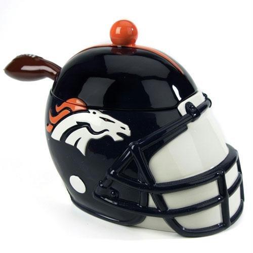 SC Sports Denver Broncos Soup Tureen with Ladle - Denver Broncos One Size