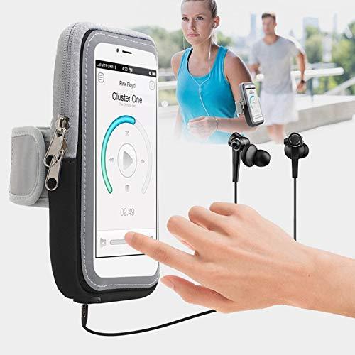 ArgoBa TB-001 Deportes al Aire Libre Ciclismo Jogging Funcionamiento Pulgar Brazalete Funda para tel/éfono m/óvil