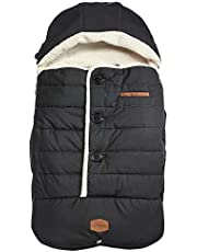 JJ Cole - Urban Bundleme, Canopy Style Bunting Bag to Protect Baby from Cold and Winter Weather in Car Seats and Strollers