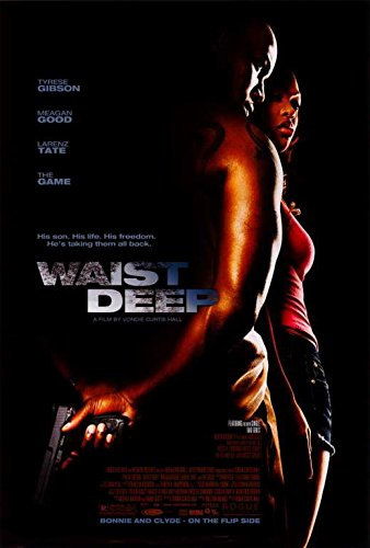 Waist Deep - Movie Poster - 27 x 40