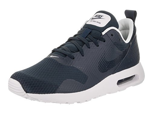 new styles 024b0 51a5b Galleon - Nike Men s Air Max Tavas Armory Navy Armory Navy White Running  Shoe 9 Men US