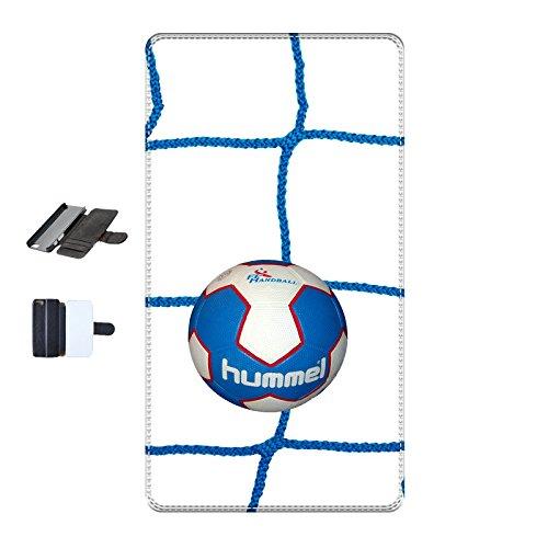 Housse Iphone 5c - Filet Ballon Handball