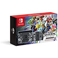 Nintendo Switch Super Smash Bros Ultimate Edition Bundle by Nintendo