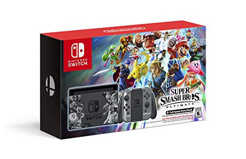 Nintendo Switch Super Smash Bros. Ultimate Edition - Switch from Nintendo