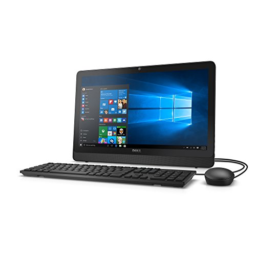 Dell Inspiron i3052-3600BLK 19.5 Inch Touchscreen All in One (Intel Pentium, 4 GB RAM, 500 GB HDD, Black Bezel with Black Easel)