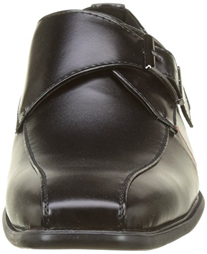 Noir Derby Casa Cordones Zapatos Ducal 546 para de Negro Hombre Nova nxxH16qz