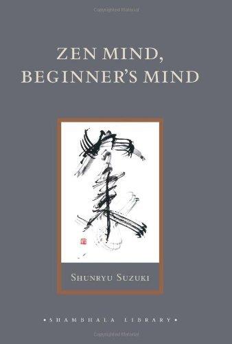 ZEN Mind, Beginner's Mind (Shambhala Library) by Shunryu Suzuki-roshi (30-Sep-2005) Hardcover