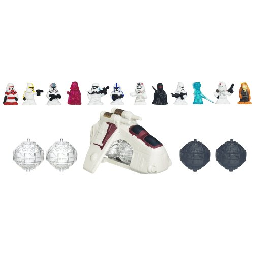 Star Wars Fighter Pods Series 2 Republic Drop Ship Pack (Star Wars Dropship)