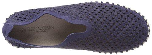 Grey JACOBSEN Flach Navy Tulip3275 ILSE 600 Blue Sneaker Women's Trainers Damen OZ0xaaBAwq