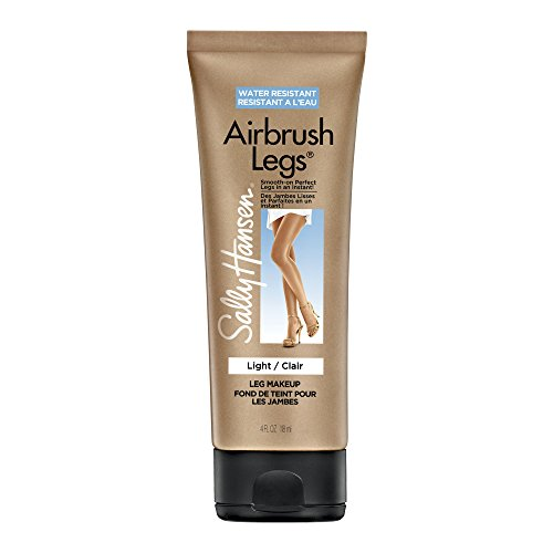 (Sally Hansen Airbrush Legs Lotion, Light, 4 oz)