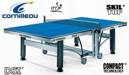 Cornilleau-Mesa De Ping Pong De competición 740 Ittf subida ...