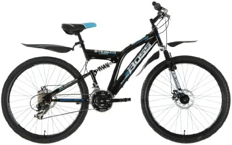 ee5d4ac6872 Boss StealthMens' Mountain Bike Black, 26