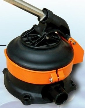 ALEKO HANDPUMP Heavy Duty Manual Water Pump Diesel Antifreeze Hand Pump
