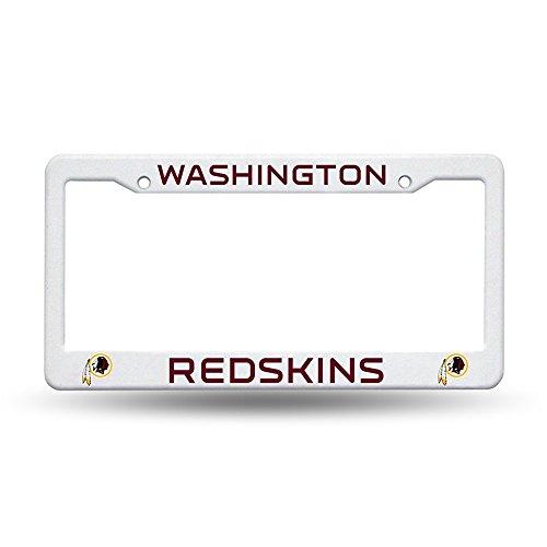 NFL Redskins Plastic Frame, 15 x 8