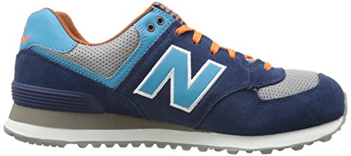 New Balance Classics, Zapatillas Hombre Navy Grey