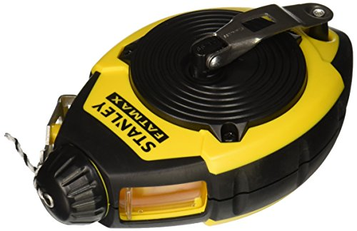 Stanley 47 140 100 Foot FatMax Chalk