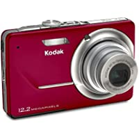 Kodak Easyshare M341 Digital Camera (Red) Explained Review Image