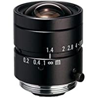 Kowa LM6JC 2/3 6mm F1.4 Manual Iris C-Mount Lens